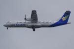 PASSENGERさんが、スワンナプーム国際空港で撮影したラオス国営航空 ATR-72-600の航空フォト(写真)