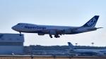 FlyingMonkeyさんが、成田国際空港で撮影した日本貨物航空 747-8KZF/SCDの航空フォト(写真)