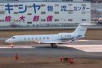 らむえあたーびんさんが、福岡空港で撮影した北京首都航空 G-V-SP Gulfstream G550の航空フォト(写真)