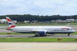 えふとくさんが、成田国際空港で撮影したブリティッシュ・エアウェイズ 787-9の航空フォト(写真)