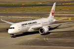 k-spotterさんが、羽田空港で撮影した日本航空 787-8 Dreamlinerの航空フォト(写真)