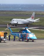 CL&CLさんが、奄美空港で撮影した警視庁 AB139の航空フォト(写真)