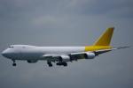 JA8037さんが、香港国際空港で撮影したアトラス航空 747-87UF/SCDの航空フォト(写真)