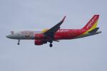 PASSENGERさんが、スワンナプーム国際空港で撮影したタイ・ベトジェットエア A320-214の航空フォト(写真)