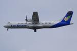 PASSENGERさんが、スワンナプーム国際空港で撮影したラオス国営航空 ATR-72-500 (ATR-72-212A)の航空フォト(写真)