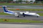 神宮寺ももさんが、成田国際空港で撮影したANAウイングス DHC-8-402Q Dash 8の航空フォト(写真)
