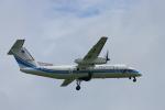 T-ORIさんが、札幌飛行場で撮影した海上保安庁 DHC-8-315 Dash 8の航空フォト(写真)