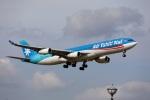 garrettさんが、成田国際空港で撮影したエア・タヒチ・ヌイ A340-313Xの航空フォト(写真)