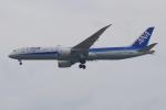 PASSENGERさんが、スワンナプーム国際空港で撮影した全日空 787-9の航空フォト(写真)