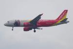 PASSENGERさんが、スワンナプーム国際空港で撮影したタイ・ベトジェットエア A320-216の航空フォト(写真)