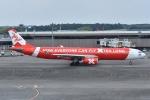 よしポンさんが、成田国際空港で撮影したタイ・エアアジア・エックス A330-343Xの航空フォト(写真)