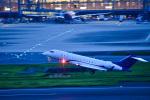 パンダさんが、羽田空港で撮影したElitavia Malta Ltd. BD-700-1A10 Global 6000の航空フォト(写真)