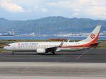 White Pelicanさんが、関西国際空港で撮影した奥凱航空 737-9KF/ERの航空フォト(写真)