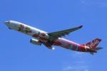 Espace77さんが、成田国際空港で撮影したタイ・エアアジア・エックス A330-343Xの航空フォト(写真)