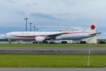 新千歳空港 - New Chitose Airport [CTS/RJCC]で撮影された航空自衛隊 - Japan Air Self-Defense Forceの航空機写真