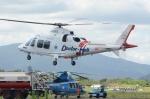 みいさんさんが、高松空港で撮影した鹿児島国際航空 AW109SP GrandNewの航空フォト(写真)