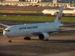 さゆりんごさんが、羽田空港で撮影した日本航空 777-246/ERの航空フォト(写真)