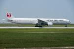 delawakaさんが、那覇空港で撮影した日本航空 777-346の航空フォト(写真)