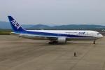 Kuuさんが、岡山空港で撮影した全日空 767-381/ERの航空フォト(飛行機 写真・画像)
