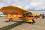 noriphotoさんが、札幌飛行場で撮影した日本法人所有 PA-18-150 Super Cubの航空フォト(写真)