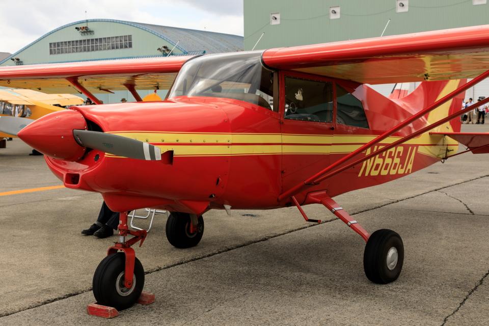 noriphotoさんのピートエア Maule M-7 (N666JA) 航空フォト