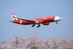 garrettさんが、成田国際空港で撮影したタイ・エアアジア・エックス A330-343Xの航空フォト(写真)