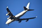 ヨッちゃんさんが、横田基地で撮影したアトラス航空 747-45E(BDSF)の航空フォト(飛行機 写真・画像)