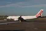 職業旅人さんが、シドニー国際空港で撮影したヴァージン・オーストラリア A330-243の航空フォト(写真)
