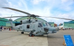 バーダーさんが、札幌飛行場で撮影したアメリカ海軍 Sikorskyの航空フォト(写真)
