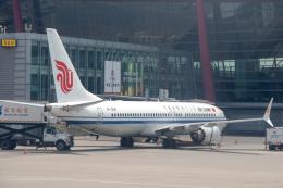 航空フォト:B-1398 中国国際航空 737 MAX 8