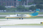 かずまっくすさんが、マイアミ国際空港で撮影したバハマスエア DHC-8-311 Dash 8の航空フォト(写真)