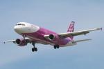 EXIA01さんが、福岡空港で撮影したピーチ A320-214の航空フォト(写真)