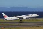 じゃりんこさんが、中部国際空港で撮影した日本航空 787-9の航空フォト(写真)