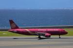 じゃりんこさんが、中部国際空港で撮影した吉祥航空 A320-214の航空フォト(写真)