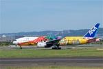 goshiさんが、伊丹空港で撮影した全日空 777-281/ERの航空フォト(写真)