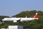 zero1さんが、福岡空港で撮影したフィリピン航空 A321-231の航空フォト(写真)