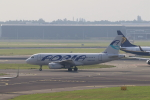 ケンジウムさんが、アムステルダム・スキポール国際空港で撮影したアドリア航空 A319-132の航空フォト(写真)