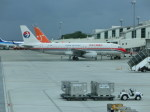 kumagorouさんが、那覇空港で撮影した中国東方航空 A320-232の航空フォト(飛行機 写真・画像)