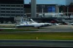 FRTさんが、伊丹空港で撮影したアイベックスエアラインズ CL-600-2C10 Regional Jet CRJ-702ERの航空フォト(写真)