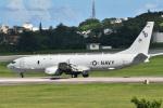kon chanさんが、嘉手納飛行場で撮影したアメリカ海軍 P-8A (737-8FV)の航空フォト(写真)