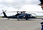 バーダーさんが、札幌飛行場で撮影した航空自衛隊 UH-60Jの航空フォト(写真)