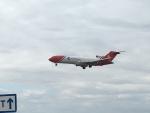 Yumasomaさんが、ファンボロー空港で撮影したT2アヴィエーション 727-2S2F/Adv(RE) Super 27の航空フォト(写真)