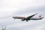 guttyさんが、新千歳空港で撮影した航空自衛隊 777-3SB/ERの航空フォト(写真)
