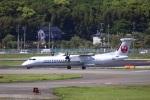 zero1さんが、福岡空港で撮影した日本エアコミューター DHC-8-402Q Dash 8の航空フォト(写真)