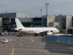 jombohさんが、フランクフルト国際空港で撮影したイージージェット A320-232の航空フォト(写真)