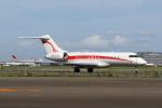たまさんが、羽田空港で撮影したエアアジア BD-700-1A10 Global Expressの航空フォト(写真)
