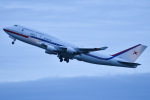 renseiさんが、羽田空港で撮影した大韓民国空軍 747-4B5の航空フォト(写真)