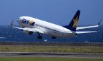 CL&CLさんが、奄美空港で撮影したスカイマーク 737-8Q8の航空フォト(写真)