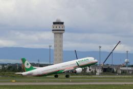 funi9280さんが、新千歳空港で撮影したエバー航空 A321-211の航空フォト(写真)