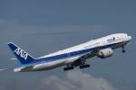 RYO13さんが、羽田空港で撮影した全日空 777-281/ERの航空フォト(写真)